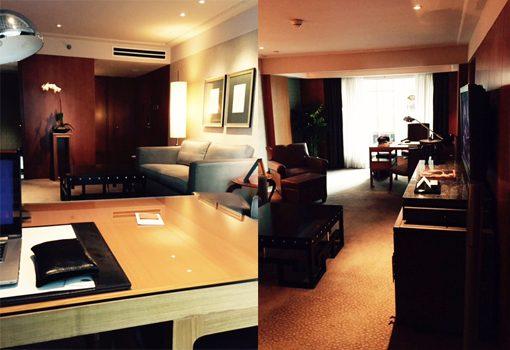 Consultation room at The Mandarian Oriental