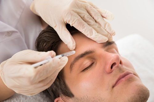 Top 3 Cosmetic Procedures Amongst Men In NYC